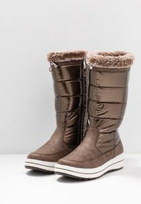 Caprice - Winter boots - bronce - 4