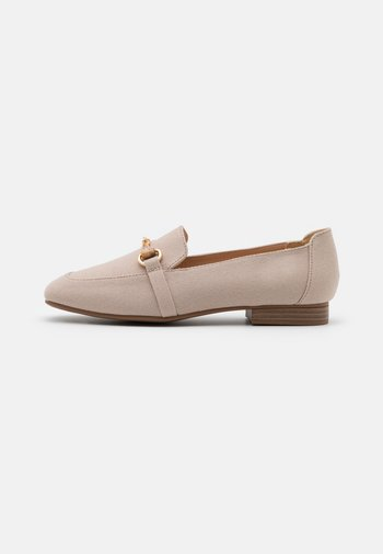 Slip-ons - taupe