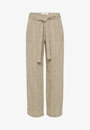 STYLE MAINE - Pantalon classique - sand