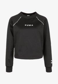 Puma - XTG CREW  - Sweatshirt - black - 0