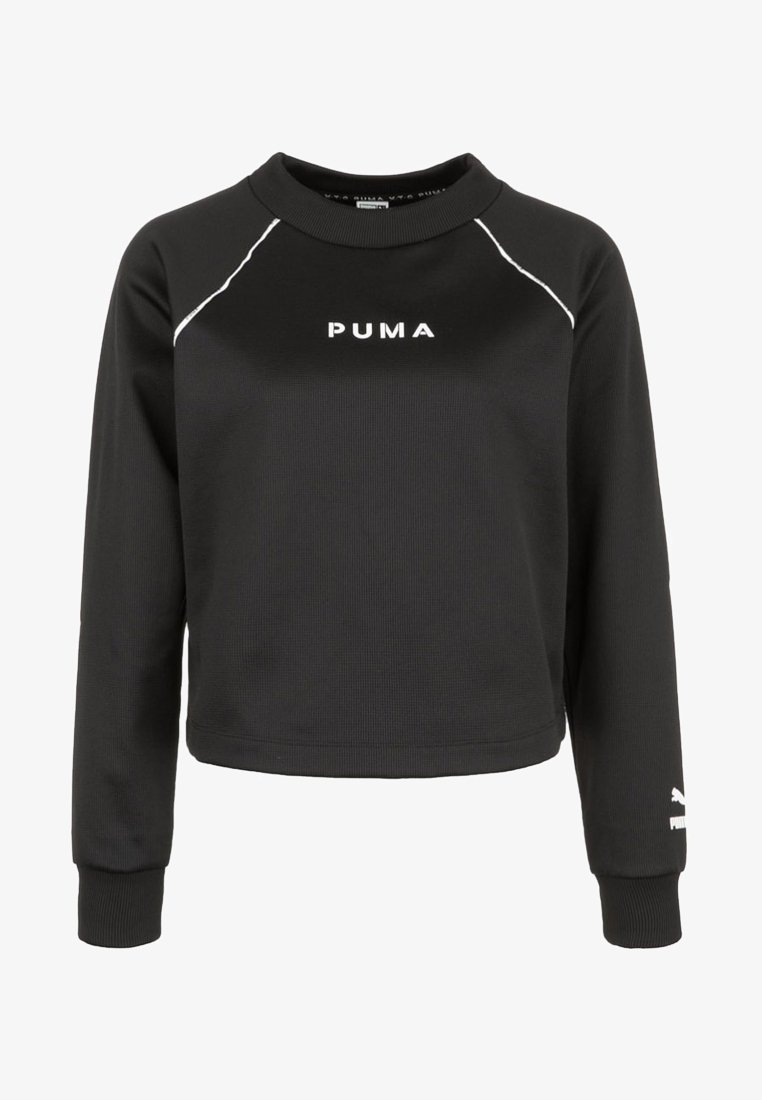 Puma - XTG CREW  - Sweatshirt - black