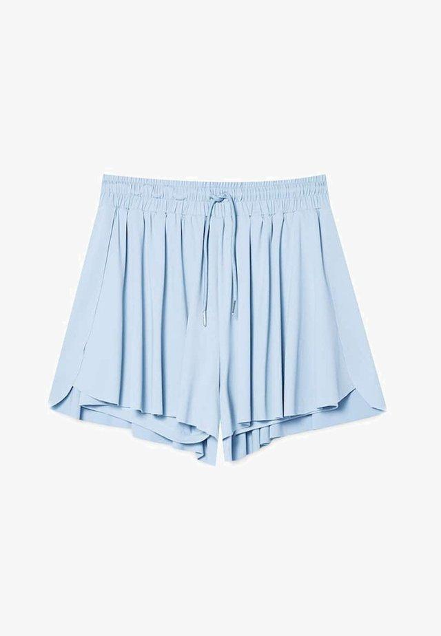FLIESSENDE - Shorts - light blue