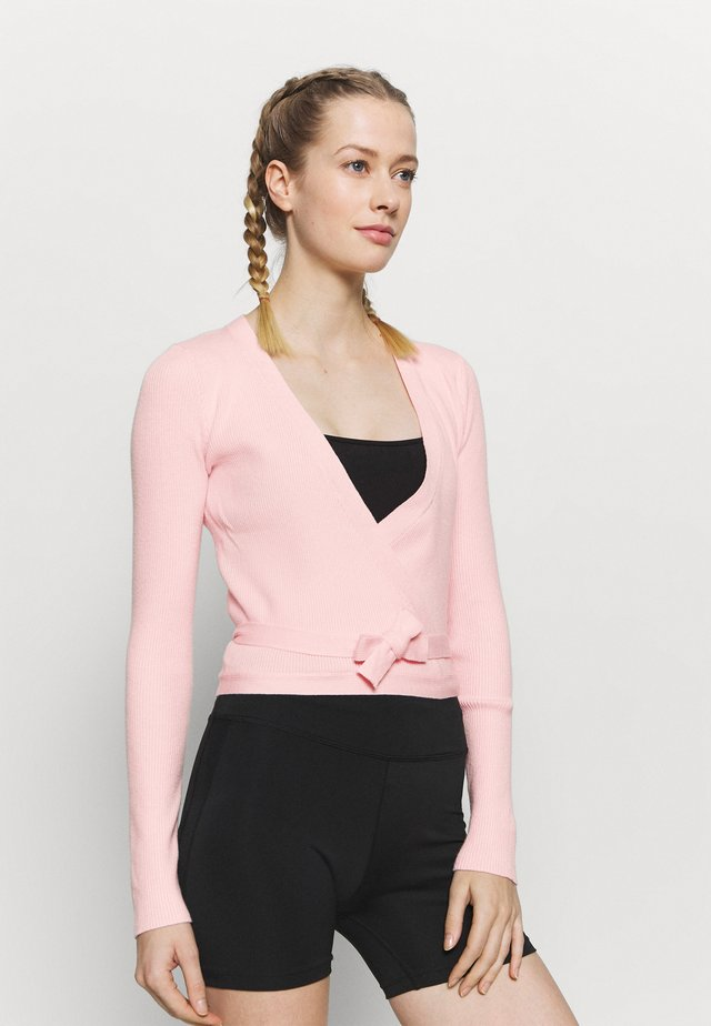 WRAP - Trainingsvest - pink
