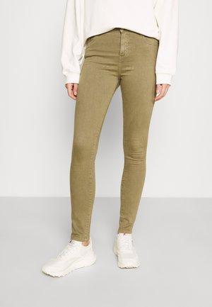 ULTIMATE SKINNY - Jeans Skinny Fit - warm desert