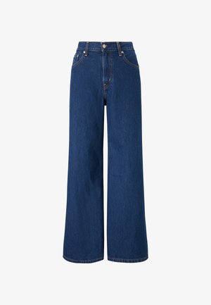 LOOSE ULTRA WIDE LEG - Flared Jeans - at the ready loose