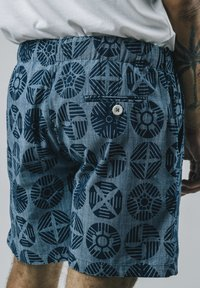 Brava Fabrics - GEOCIRCLES - Shorts - blue - 2