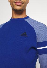 adidas Golf - PERFORMANCE SPORTS GOLF - Svetr - royal blue - 5