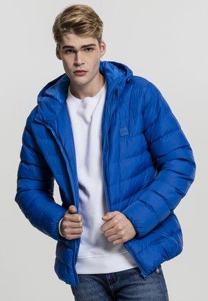 BASIC BUBBLE - Light jacket - royal blue