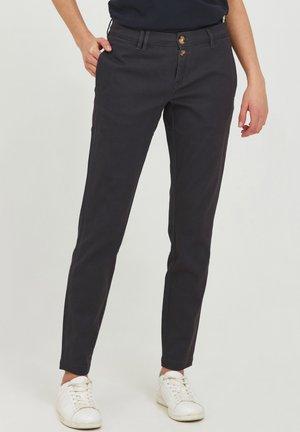 Chino kalhoty - ebony