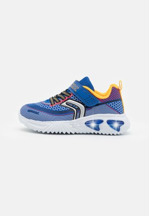 ASSISTER BOY - Trainers - royal/silver