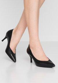 Esprit - DANIELA - Classic heels - black - 0