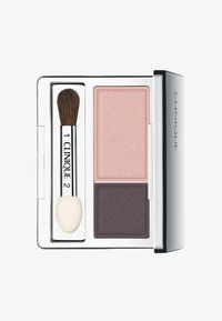 Clinique - ALL ABOUT SHADOW DUO - Eye shadow - 15 uptown downtown - 0