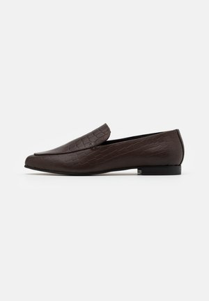 SHOES - Mocasines - brown stone