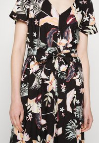 Roxy - A NIGHT TO REMEMBER - Maxi dress - anthracite - 4