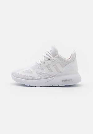 ZX 2K UNISEX - Trainers - footwear white/grey one