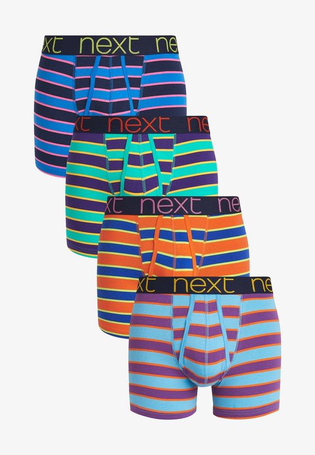 4 PACK - Pants - multi-coloured