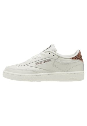 CLUB C 85 - Trainers - chalk/rosgol/chalk