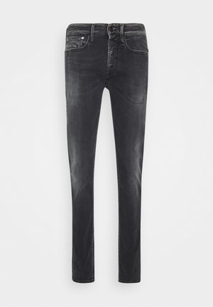 BOLT - Slim fit jeans - black