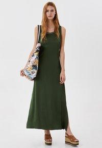 LIU JO - Maxi dress - forest green - 1