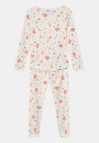 Petit Bateau - FRUIT PRINT - Pyjama set - marshmallow - 1