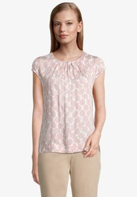Betty & Co - Blouse - cream/rosé - 0