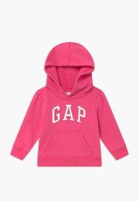 GAP - TODDLER GIRL ARCH POP  - Mikina skapucí - pink - 0