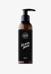 Charlemagne Premium - BARTSHAMPOO CHARLEMAGNE PREMIUM BEARD WASH - Beard shampoo - transparent - 0