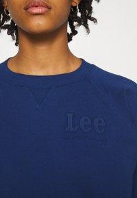 Lee - VINTAGE CROPPED  - Sweatshirt - washed blue - 5