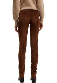 Esprit - FASHION  - Trousers - brown - 2