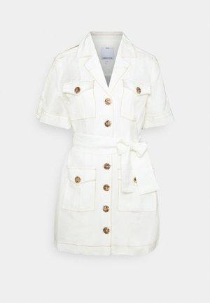 WORLDS COLLIDE DRESS - Day dress - ivory