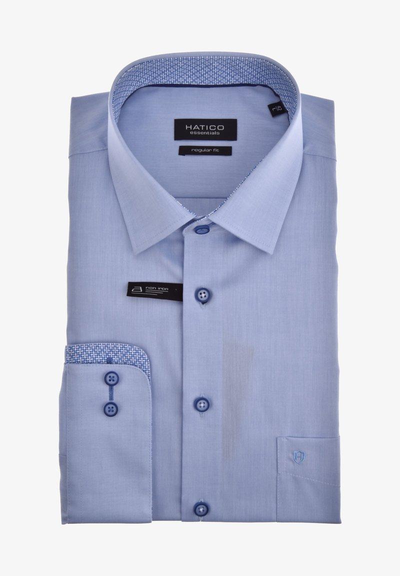 Hatico - Shirt - light blue