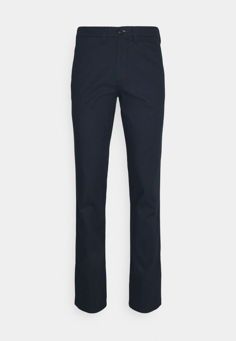 Selected Homme - SLHSLIM MILES PANTS - Chinot - dark sapphire