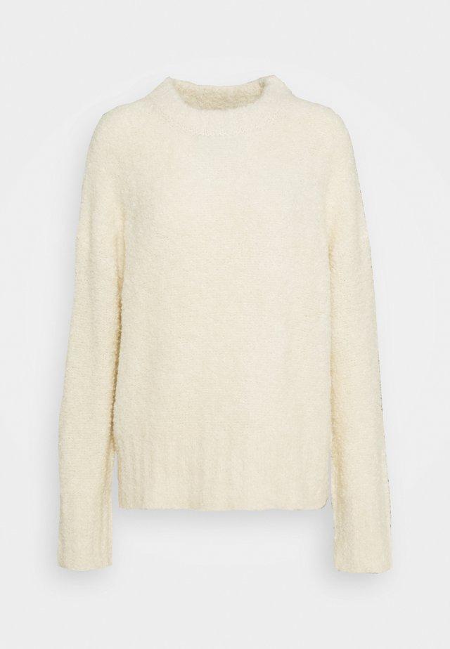 DORO JUMPER - Sweter - beige