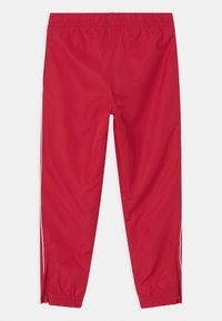 Lacoste Sport - TENNIS UNISEX - Teplákové kalhoty - ruby/white - 1