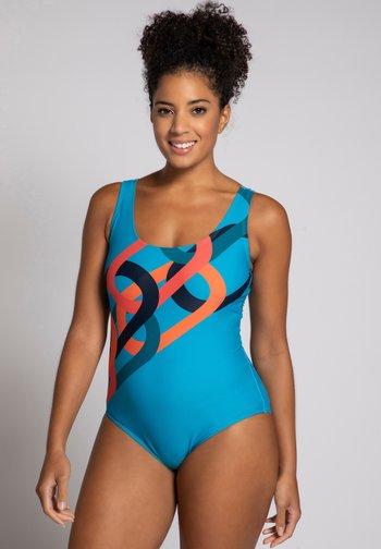 Swimsuit - bleu de tahiti