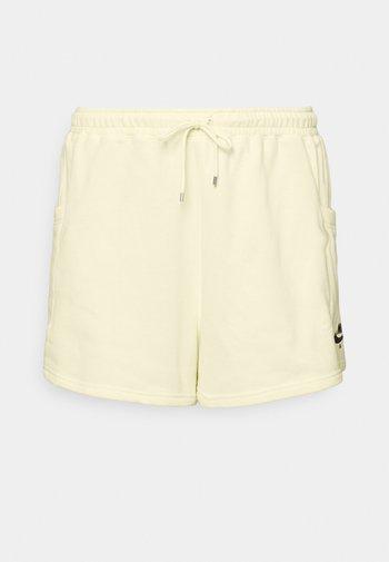 AIR PLUS - Shorts - coconut milk/black