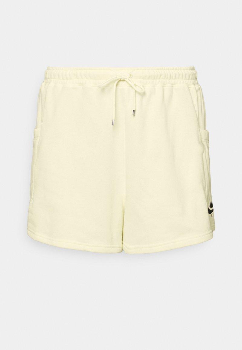 Nike Sportswear - AIR PLUS - Shorts - coconut milk/black