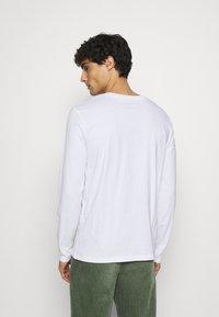 Marc O'Polo - Long sleeved top - white - 2