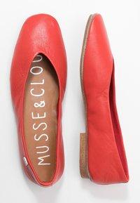 Musse & Cloud - SARY - Bailarinas - red - 3