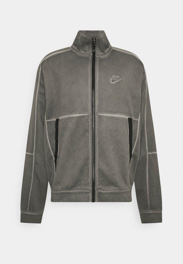 WASH REVIVAL - Training jacket - black