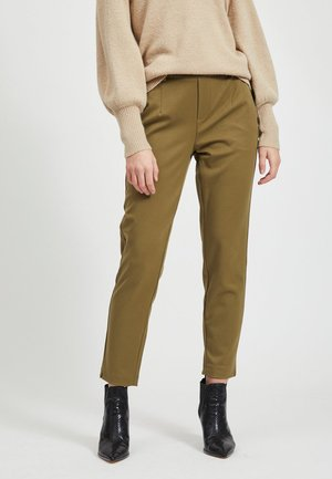 OBJLISA  - Chinos - burnt olive