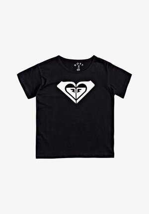 DAY AND NIGHT - Print T-shirt - anthracite
