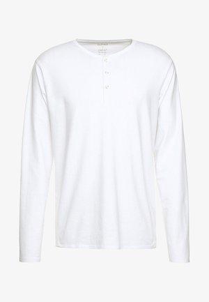 NESUPIMAO - Topper langermet - optical white