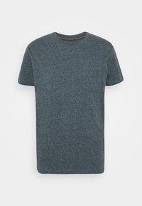 T-shirt basic - grey/blue