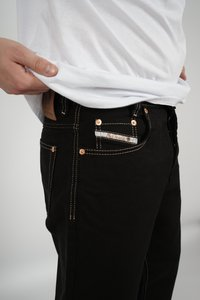Picaldi - Relaxed fit jeans - black - 4
