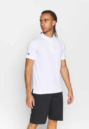 SOLID - Funkční triko - bright white