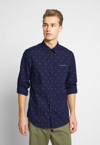 Scotch & Soda - REGULAR FIT  - Overhemd - dark blue - 0