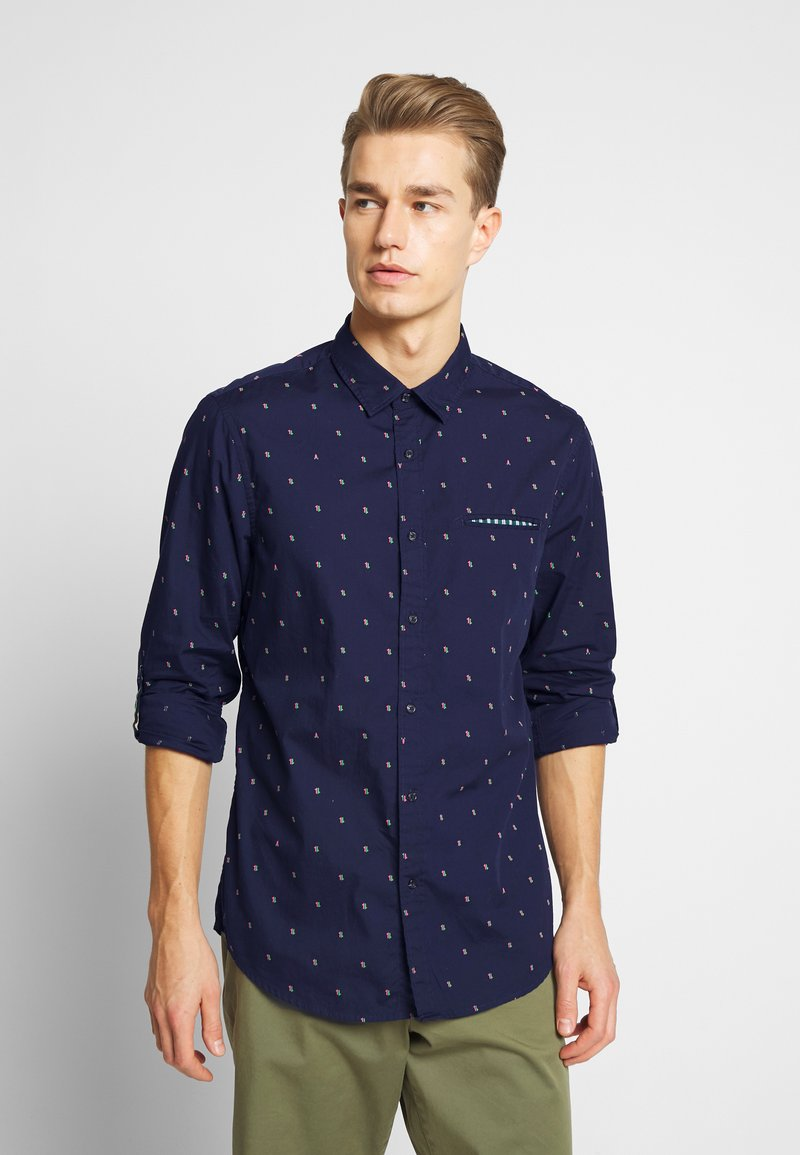 Scotch & Soda - REGULAR FIT  - Overhemd - dark blue