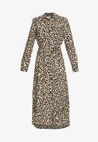 Great Plains London - CARA LEOPARD - Denní šaty - beige - 4
