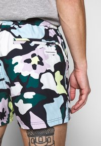 Cleptomanicx - JAM PATTERN - Shorts - multi-coloured - 3